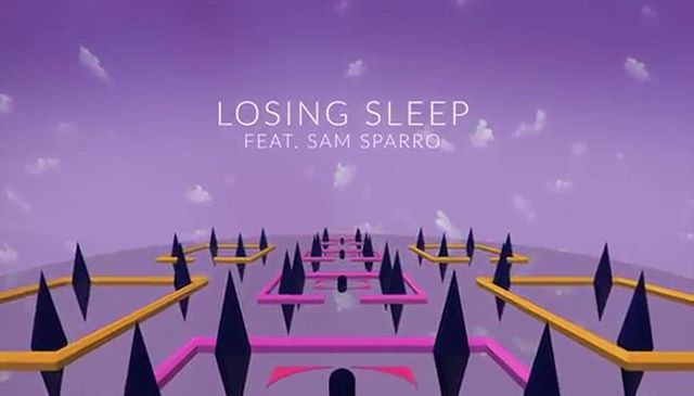 New @starslinger track out now! Get into it. Such a bop. Available across all platforms from @owsla 🙌 #losingsleep