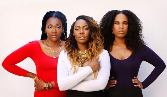 Big huge congrats to my girls @weareking on their Grammy Nomination today! So deserved. One of the best albums of the year. Don't sleep on it ❤❤❤❤🥅🥅🥅🥅🍾🍾🍾🍾