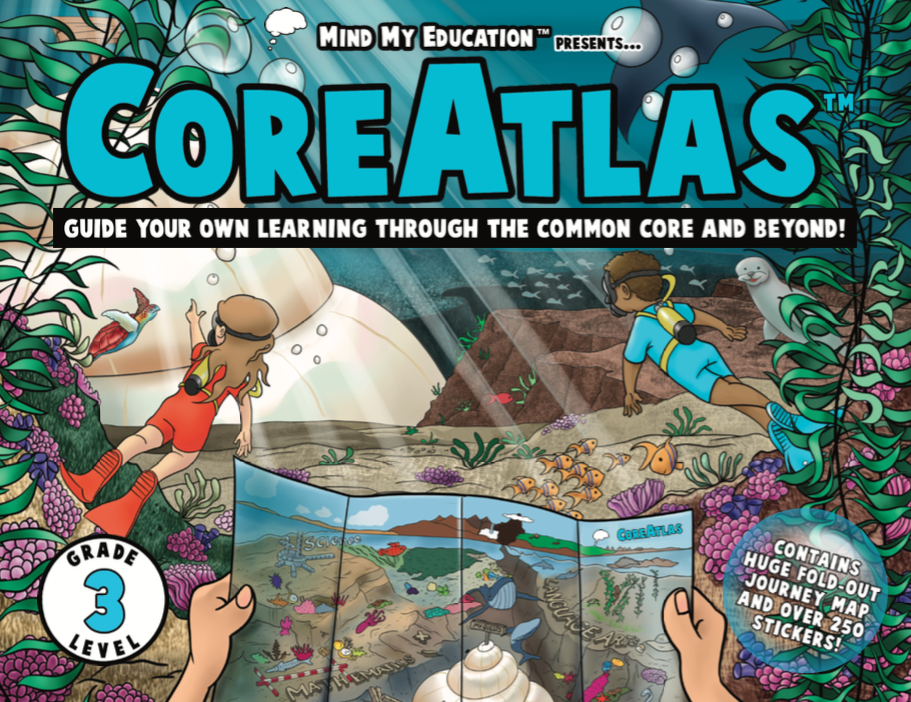 4th grade CoreAtlas cover