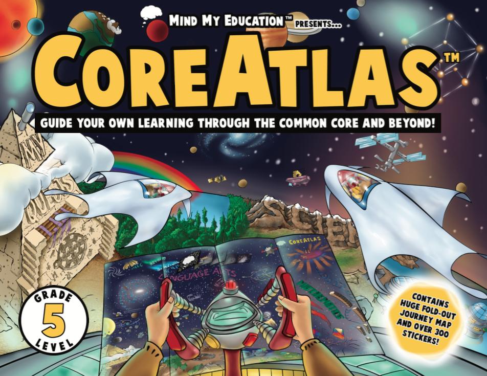 4th grade CoreAtlas cover