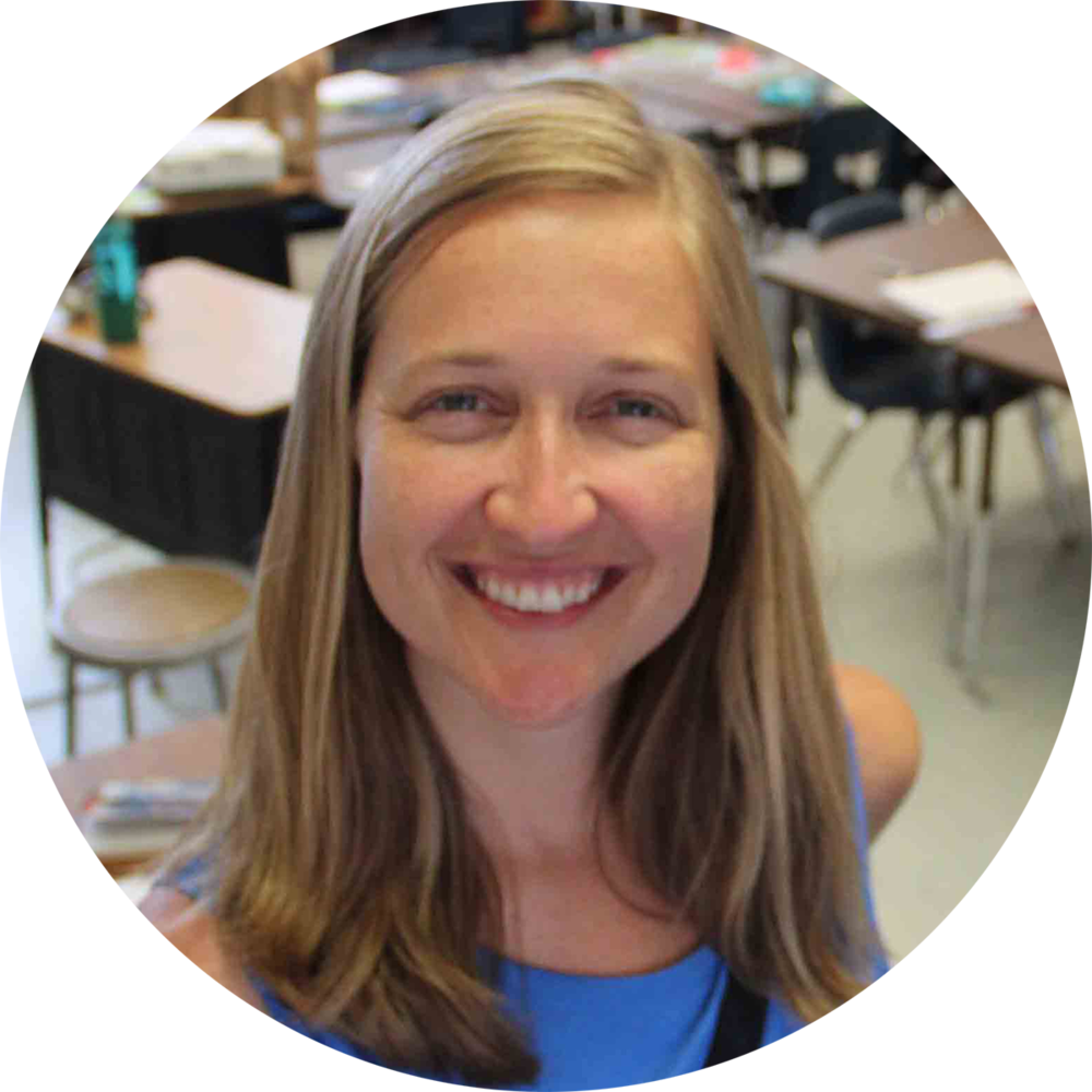 Sara Niesen   Cofounder. Product Development & Teacher Support. Story-crafter.