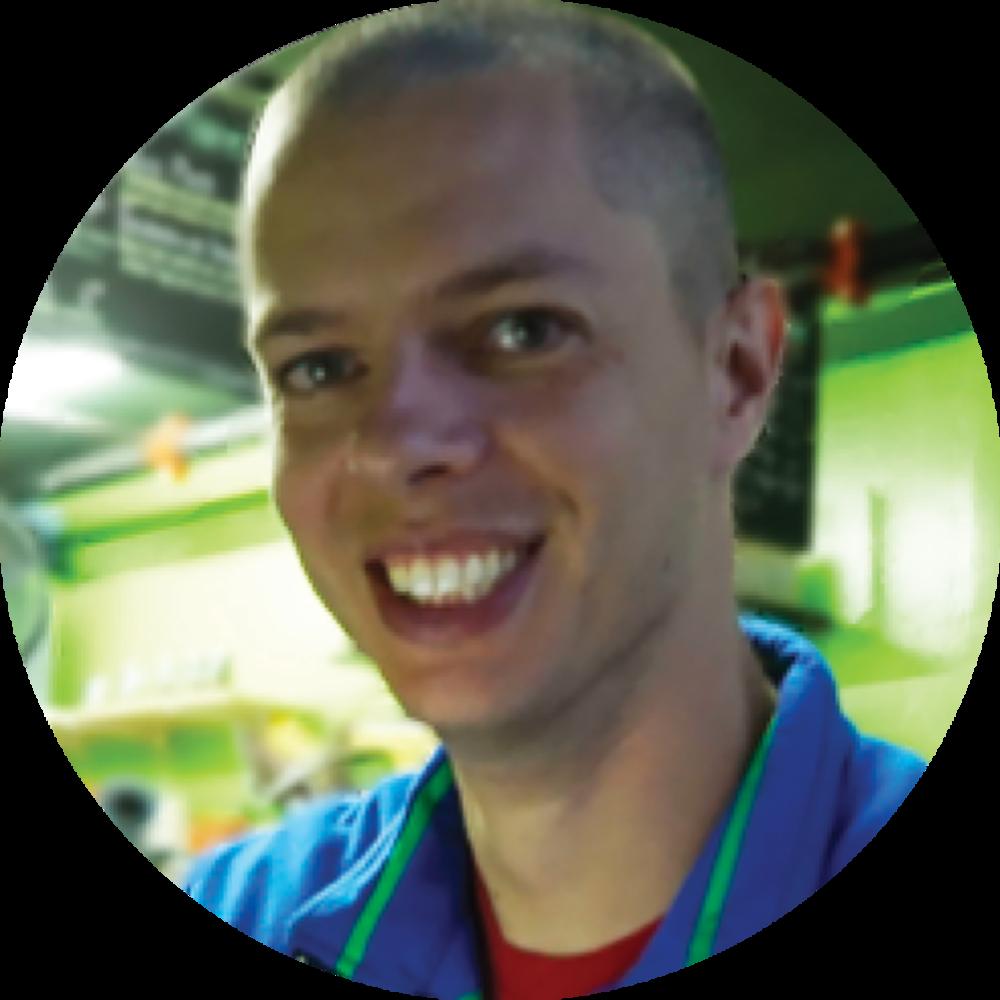 Jacob Ehrlich   Cofounder. Software Engineer wizard. Krav Maga Instructor.