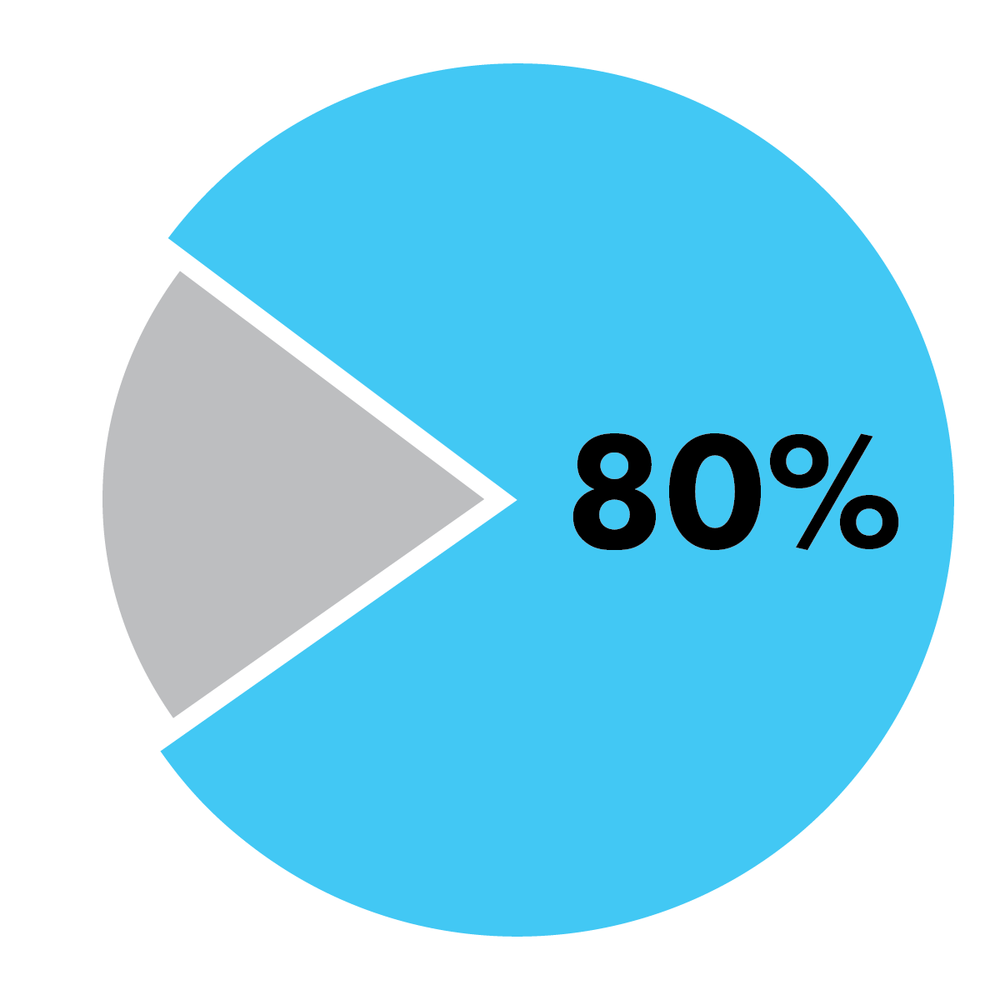 80% of students say: CoreAtlas helps me take charge of my learning.* *Based on survey of 175 beta users.
