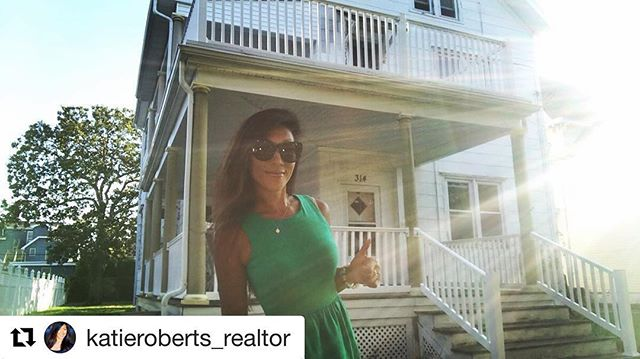 #Repost @katieroberts_realtor ・・・ SOLD!!! 314 7th Ave $500,000. Just closed on this beautiful multi-family Victorian by the beach in NE Asbury Park. Under Contract in only 1 day with multiple cash offers, my Sellers net almost double what they were going to take before they met me😉 It was also a pleasure working with such a lovely (and patient) buyer who is going to make this house AH-MAZE-ING! Call me for all your real estate needs!🙏#katierobertsrealestate #lovewhatyoudo #alwaysbeclosing #asburypark