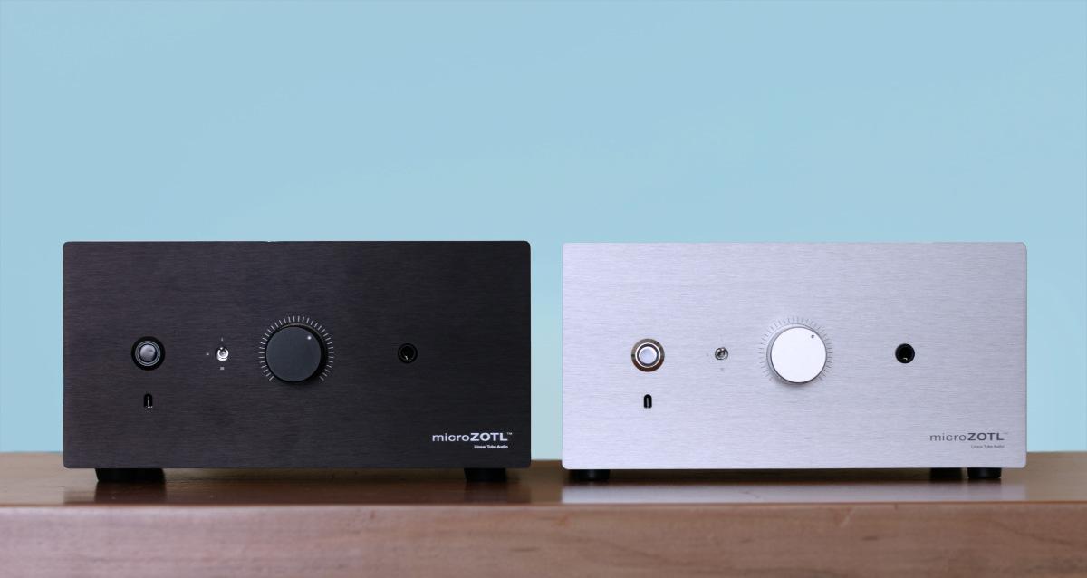 microZOTL MZ2 Headphone Amp / Preamp / 1-watt Speaker Amp — Linear Tube  Audio
