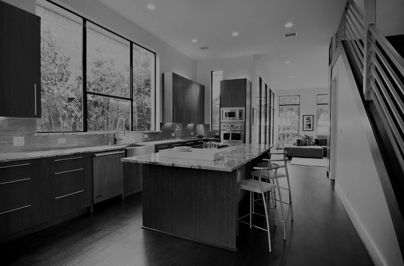 """""""SBC provides me with smart, strategic advice...Get the stress of home construction out of your life - don't even think of starting a project without SBC.""""    Jeffery Gainnes - Dallas TX - Kitchen Remodel"""