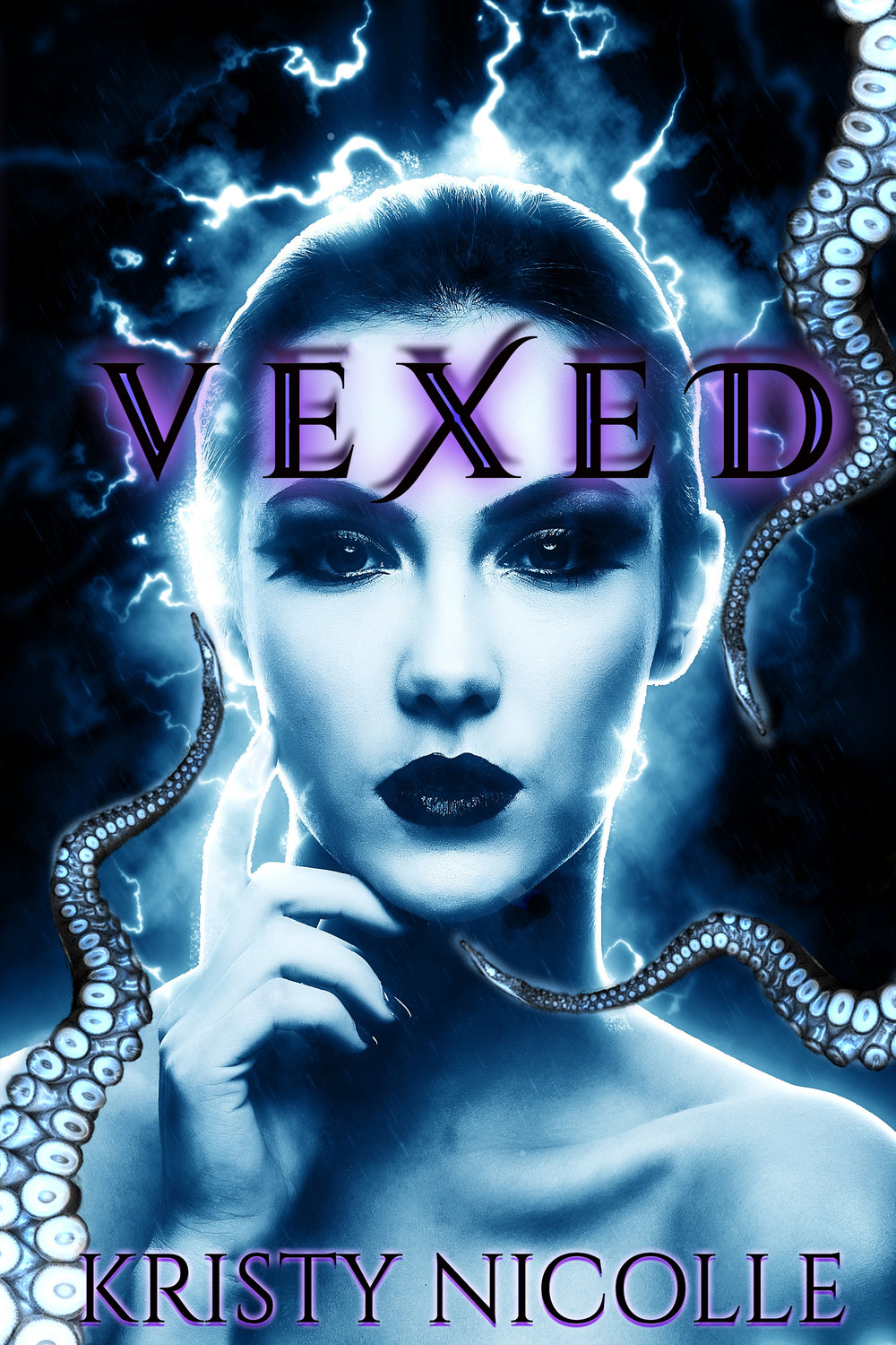 Vexed- Dark Mermaid Romance