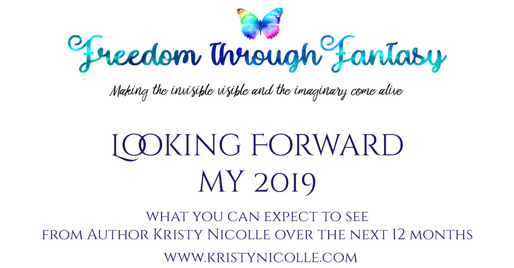 2019 Look Forward- Author Kristy Nicolle