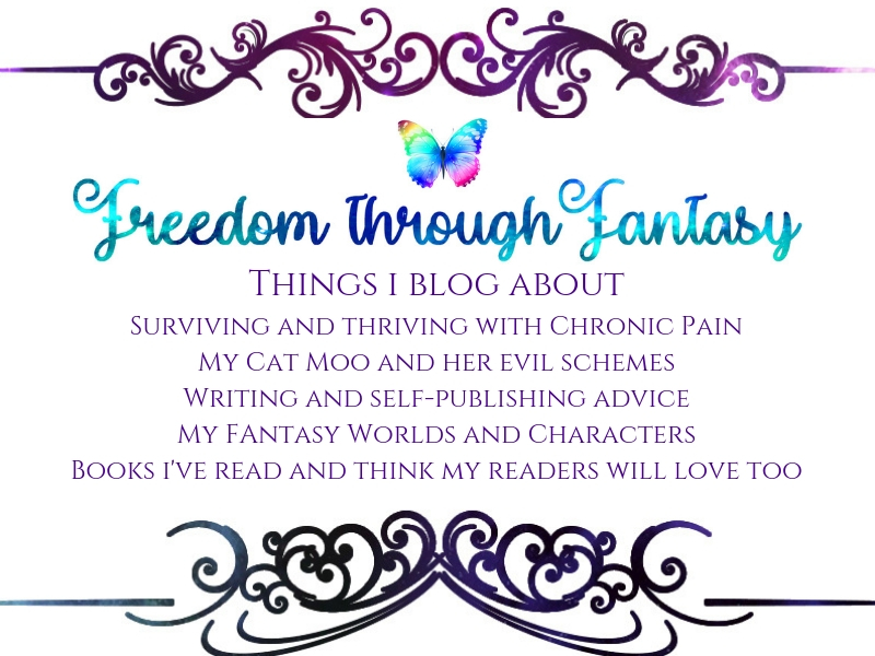 Freedom through fantasy- Things i blog about