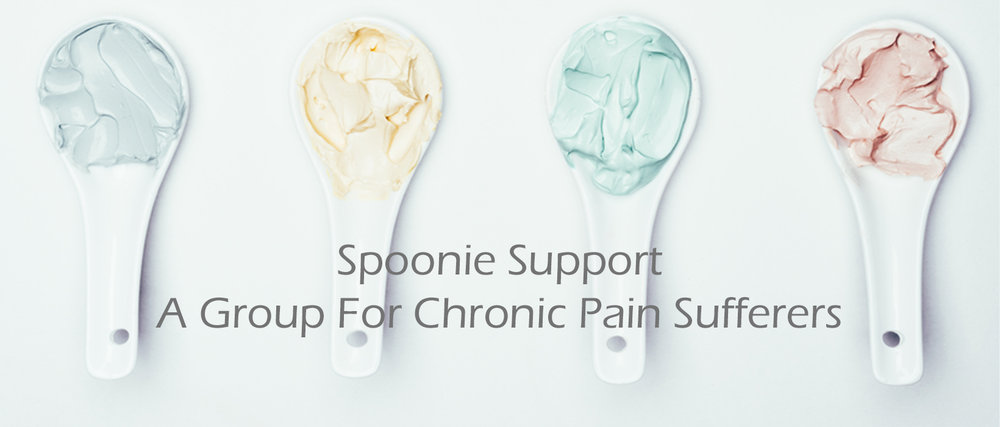 Spoonie Support- Chronic Pain support group with Kristy Nicolle