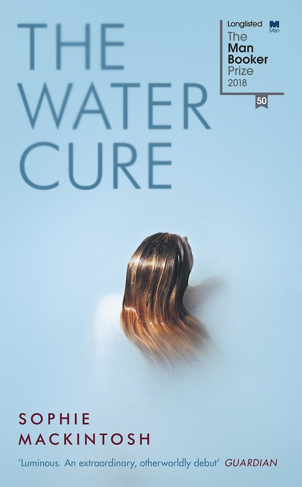 Kristy Nicolle Recommends- The Water Cure by Sophie Mackintosh