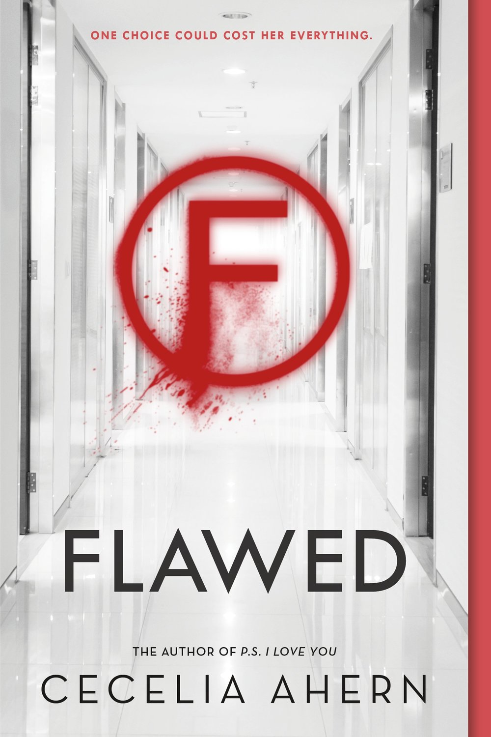 Kristy Nicolle Recommends- Flawed by Cecelia Ahern