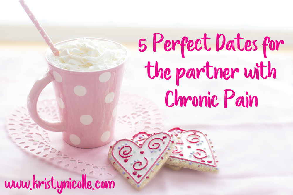 5 Perfect Dates For The Partner With Chronic Pain