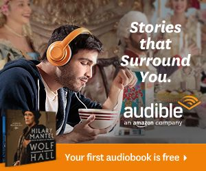 Get your FREE audio book with Audible. What do you have to lose?