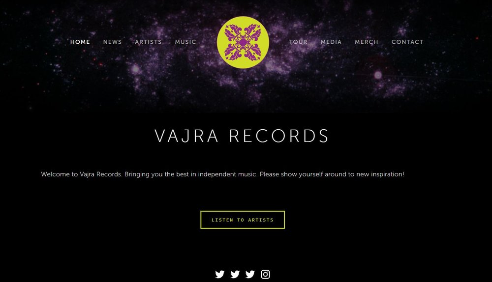 vajra records website.JPG