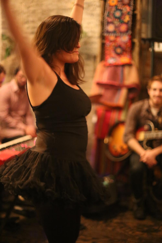 Lucia Doynel, Nov. '14