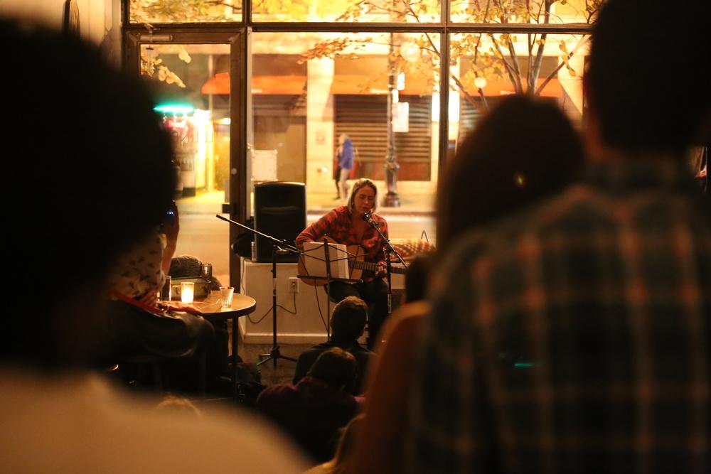 Bri Auel, Nov. '14