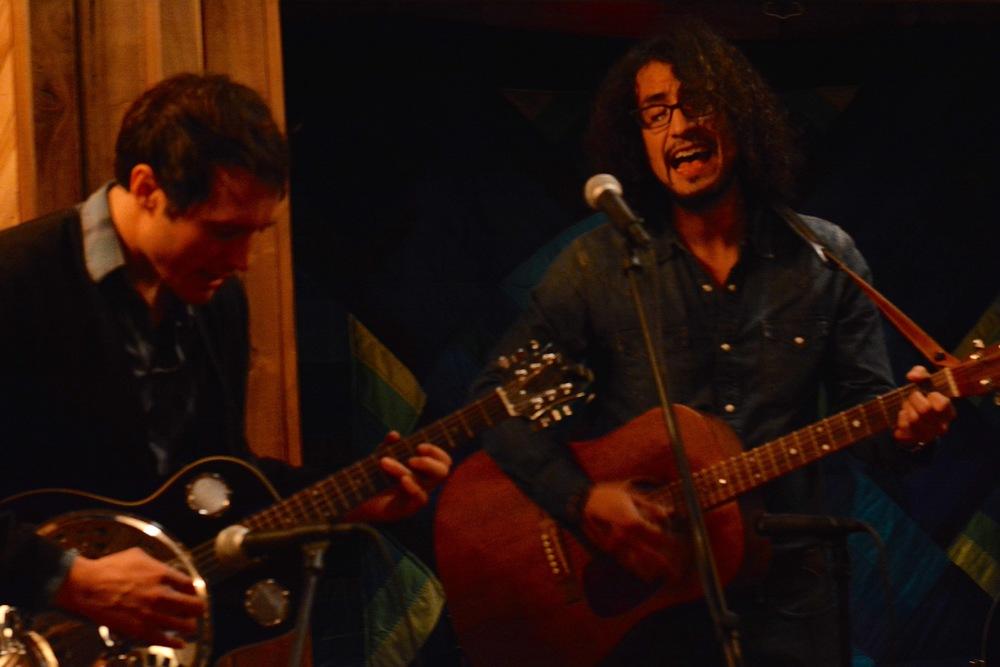 Dean Haddock & Julian Calero, Feb. '16