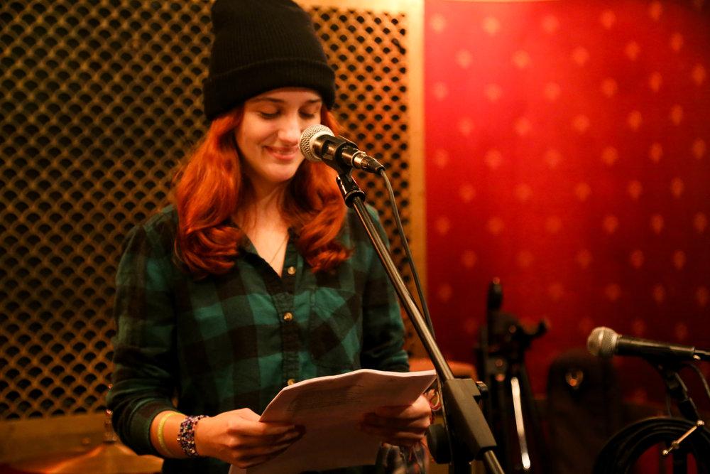 Sara Michelle Evangelista, Oct. '16