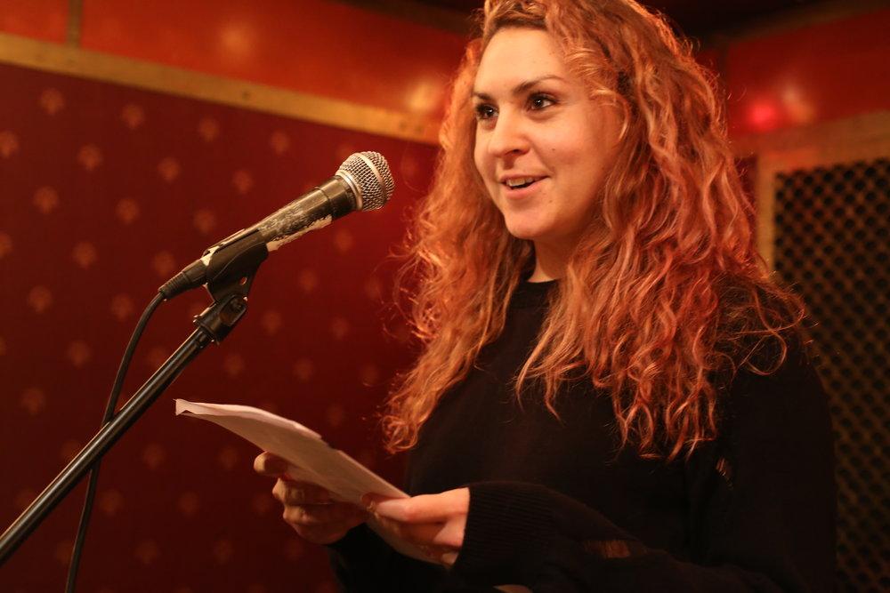 Lindsay Mann, Dec. '16
