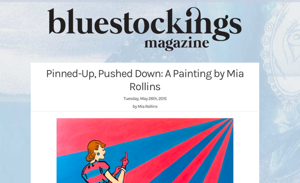 Bluestockings Magazine 5/26/15