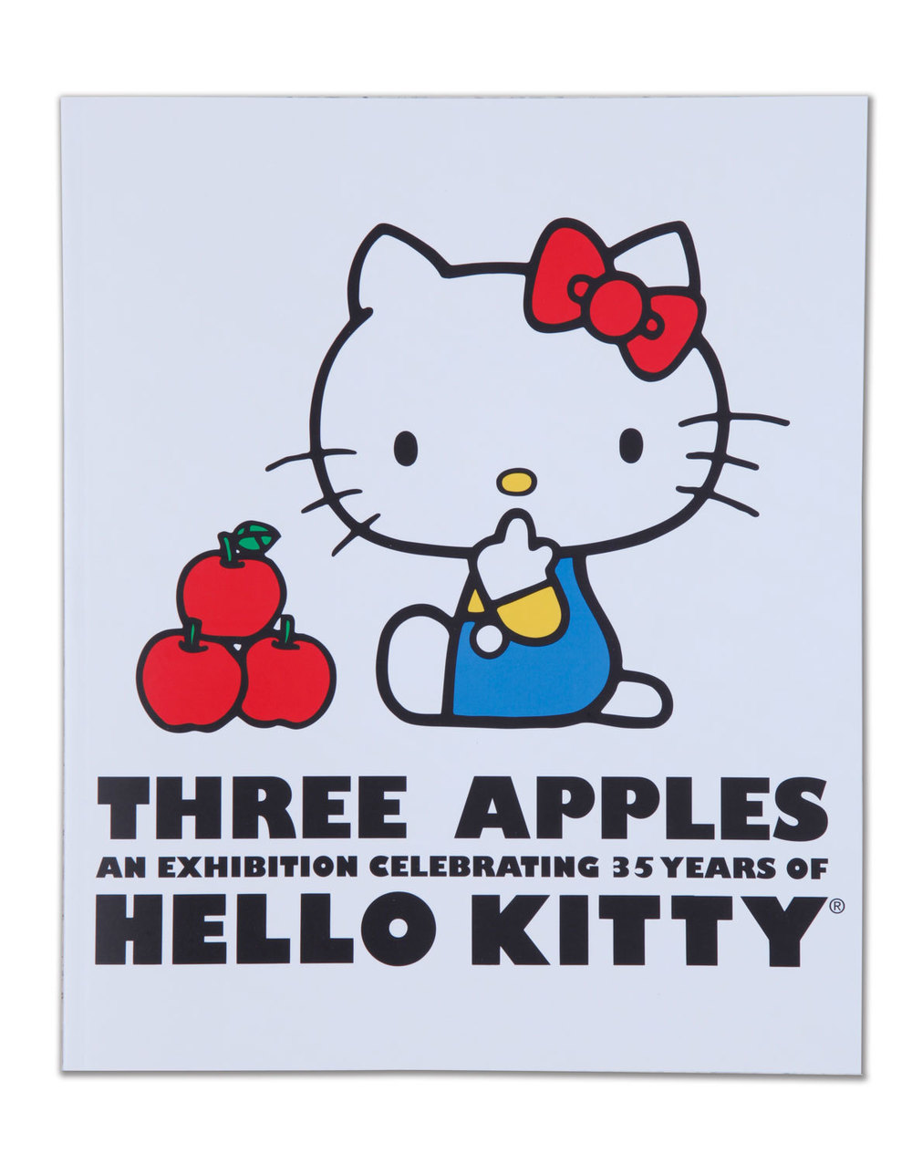 THREE APPLES HELLO KITTY
