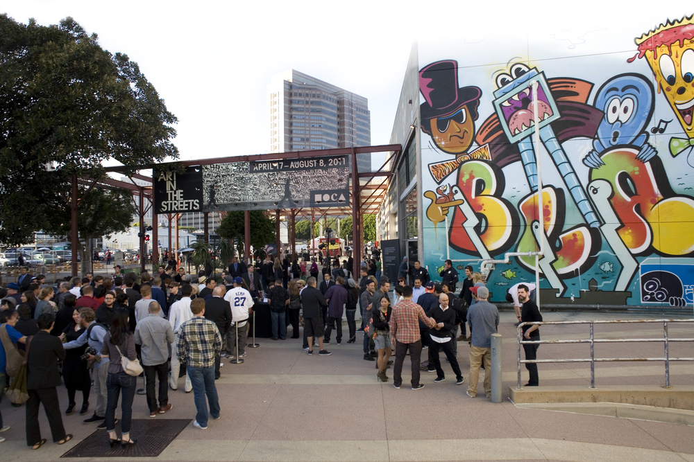 ART IN THE STREET/ 2011  / MoCA / LOS ANGELES, CA