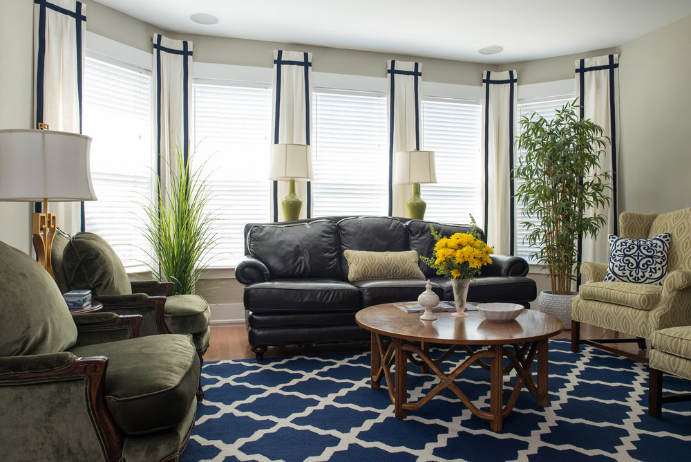 Chapel Hill, North Carolina   First Impressions Interior Design By Julie  Wagner