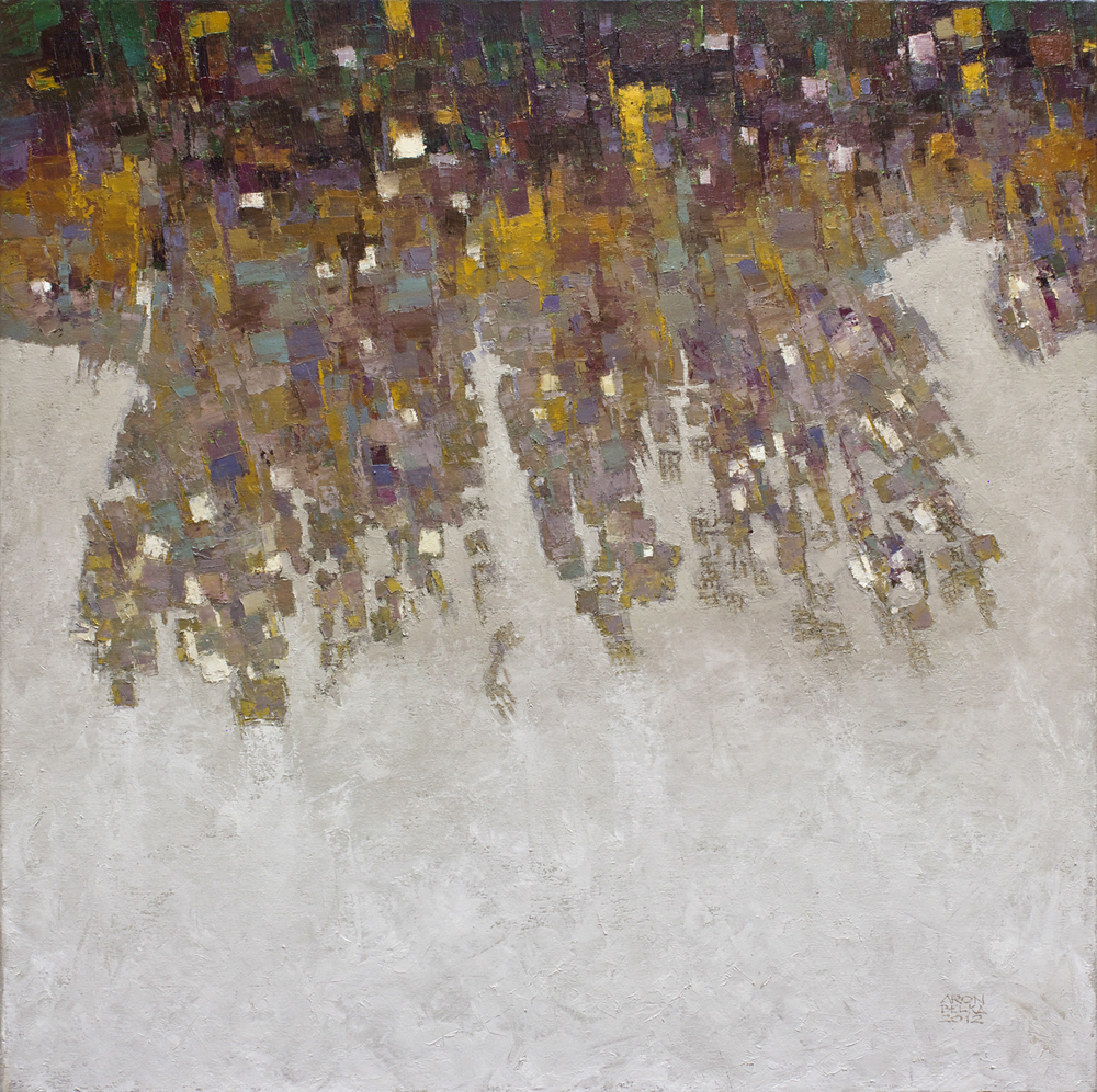 N143965021E   2012 36 x 36 inches oil on canvas