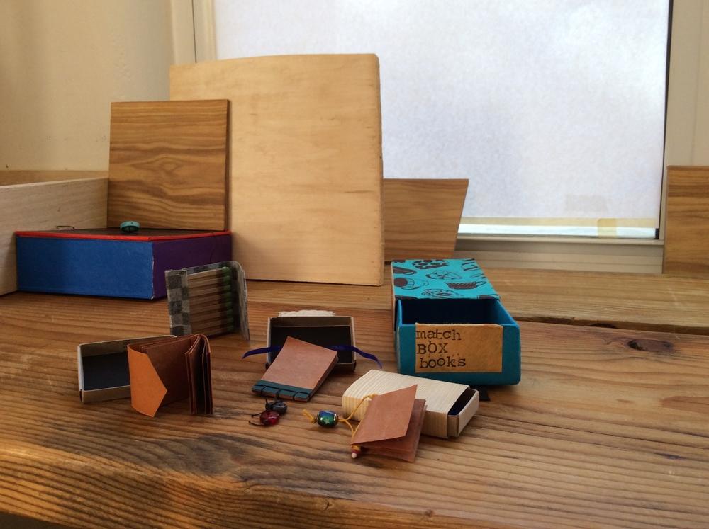 match box books