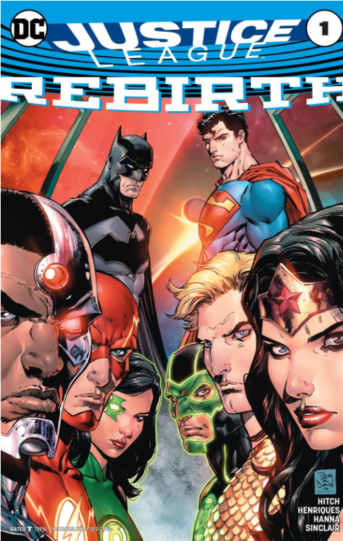 just tell us what you need uncertainty and empathy in dc comics