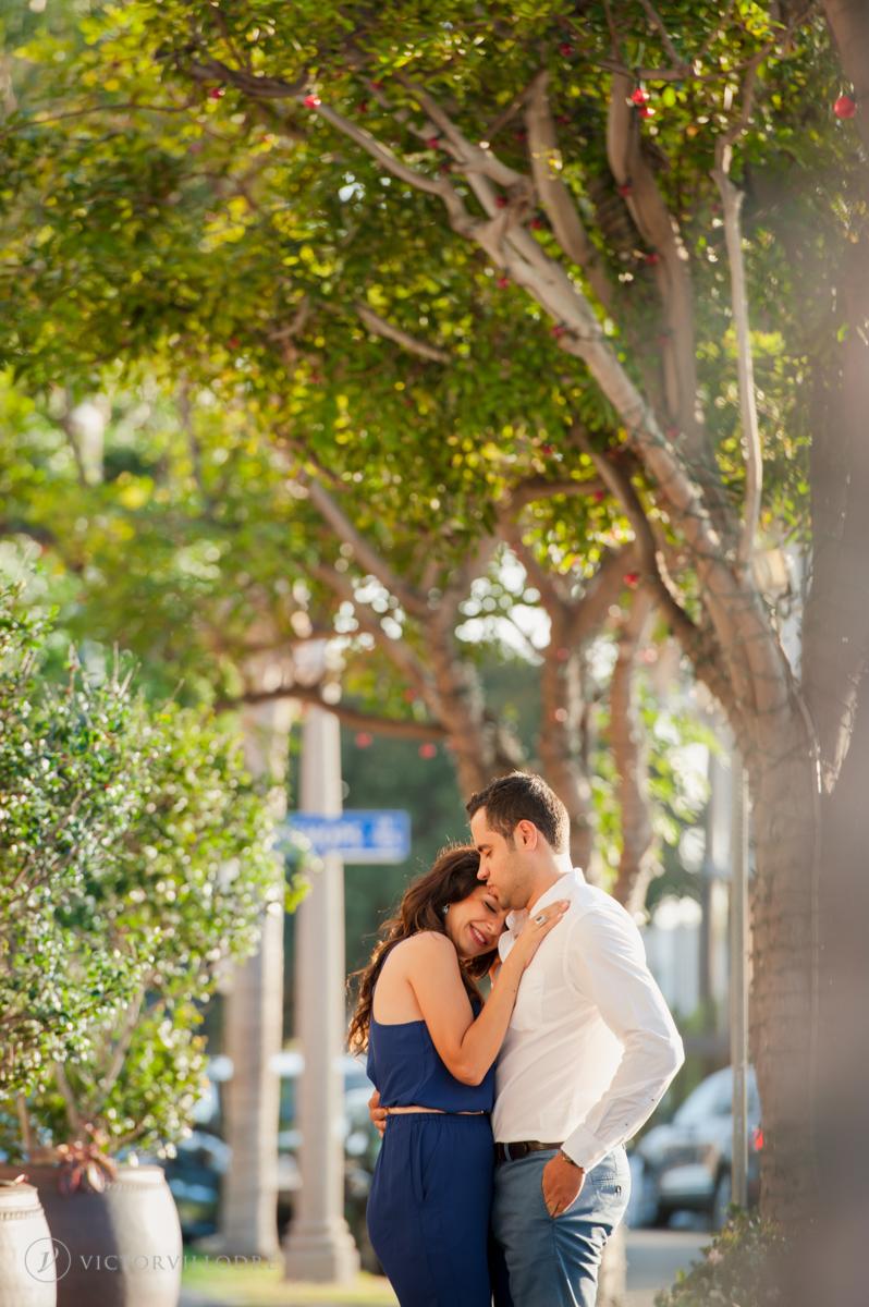 La Jolla Engagement Photography