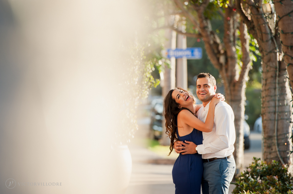 La jolla Village, California. Engagement Session Photography.