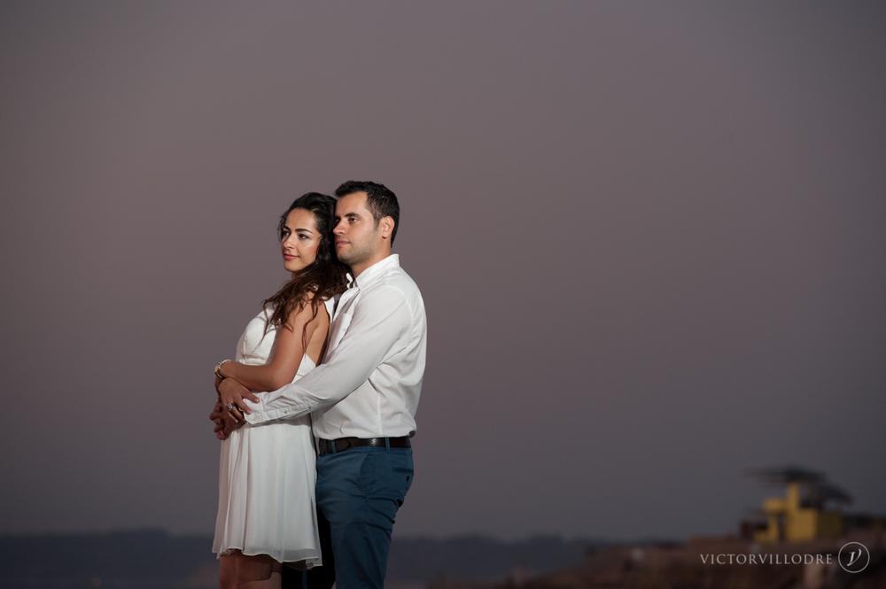 La jolla Shores, California. Engagement Session Photography.