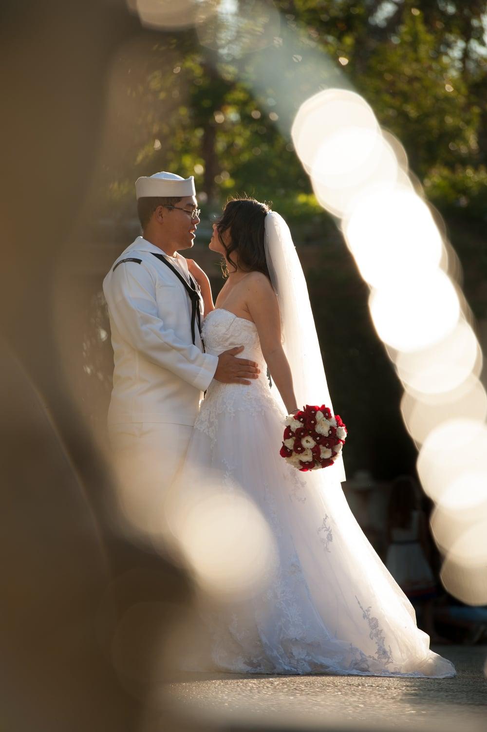 Balboa Park Wedding