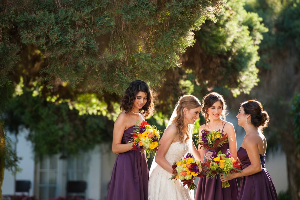 Leandra + Albert La Costa Resort Wedding