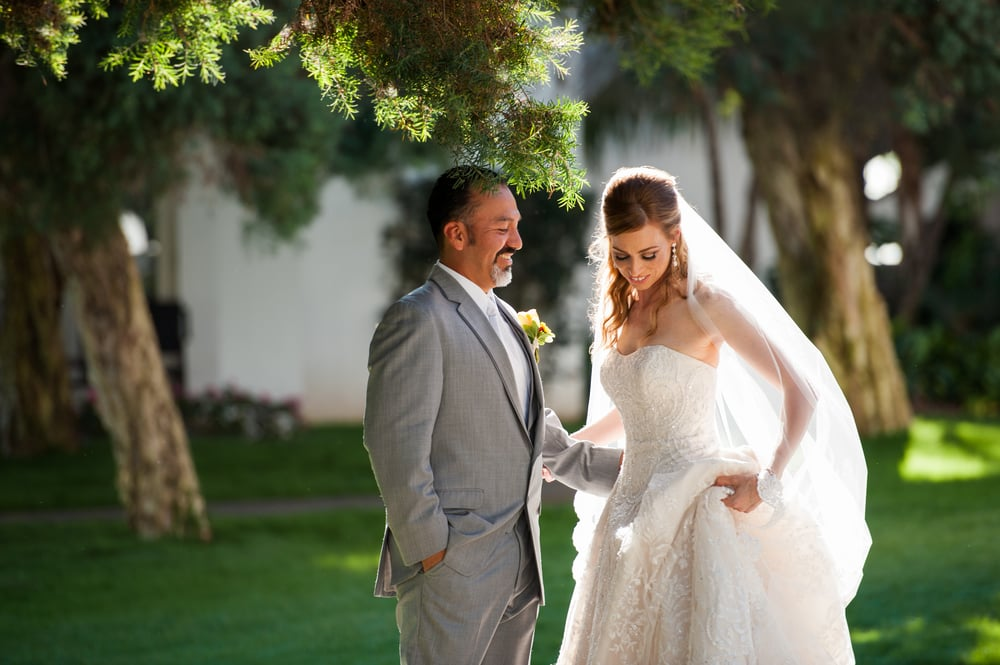 Omni La Costa Resort & Spa wedding