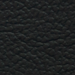 TOP GRAIN LEATHER - BLACK