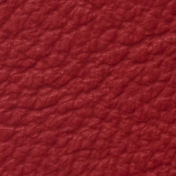 TOP GRAIN LEATHER - RED