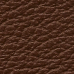 TOP GRAIN LEATHER - BROWN