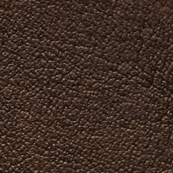 FAUX LEATHER - DARK BROWN