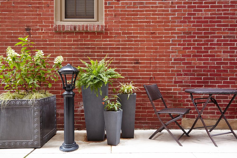 Outdoor Patio & Urban Garden