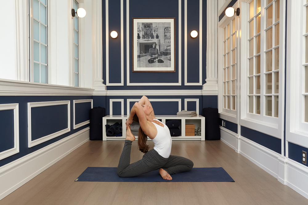 Annex Fitness Center Yoga & Meditation Room