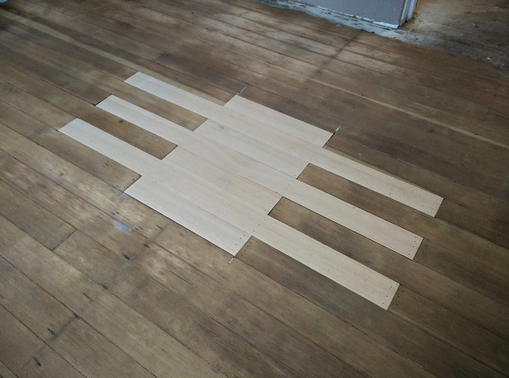 Your damaged floorboards are repaired in a manner that makes it look as natural as possible.
