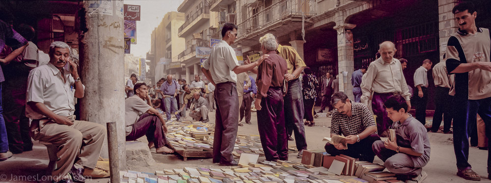 Al-Muntanabbi Street, Baghdad,2002