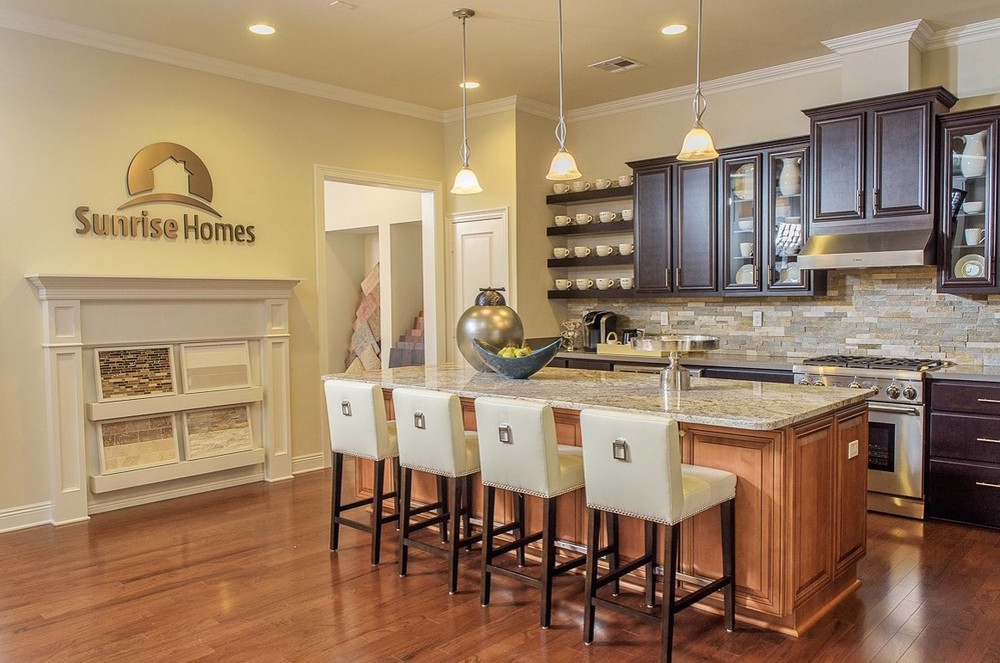 Sunrise Homes, Design Center, New Orleans, Louisiana