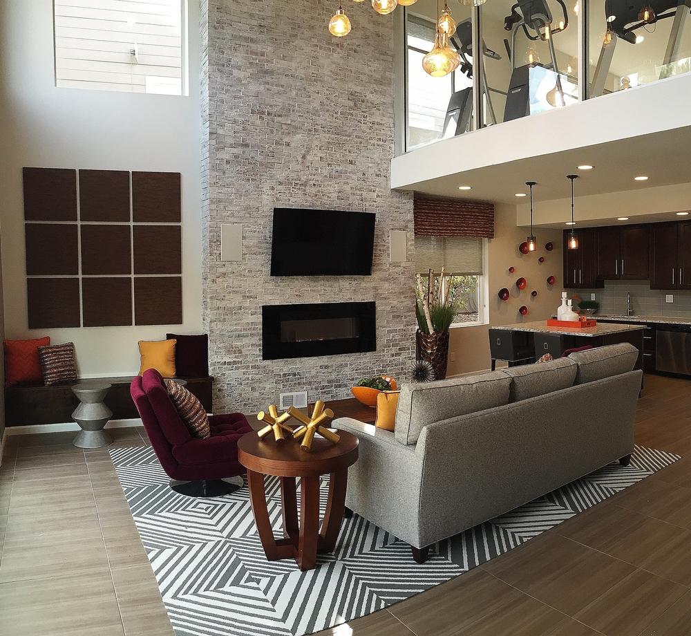 Copper Terrace Apartments: Lita Dirks & Co. Interior Design And