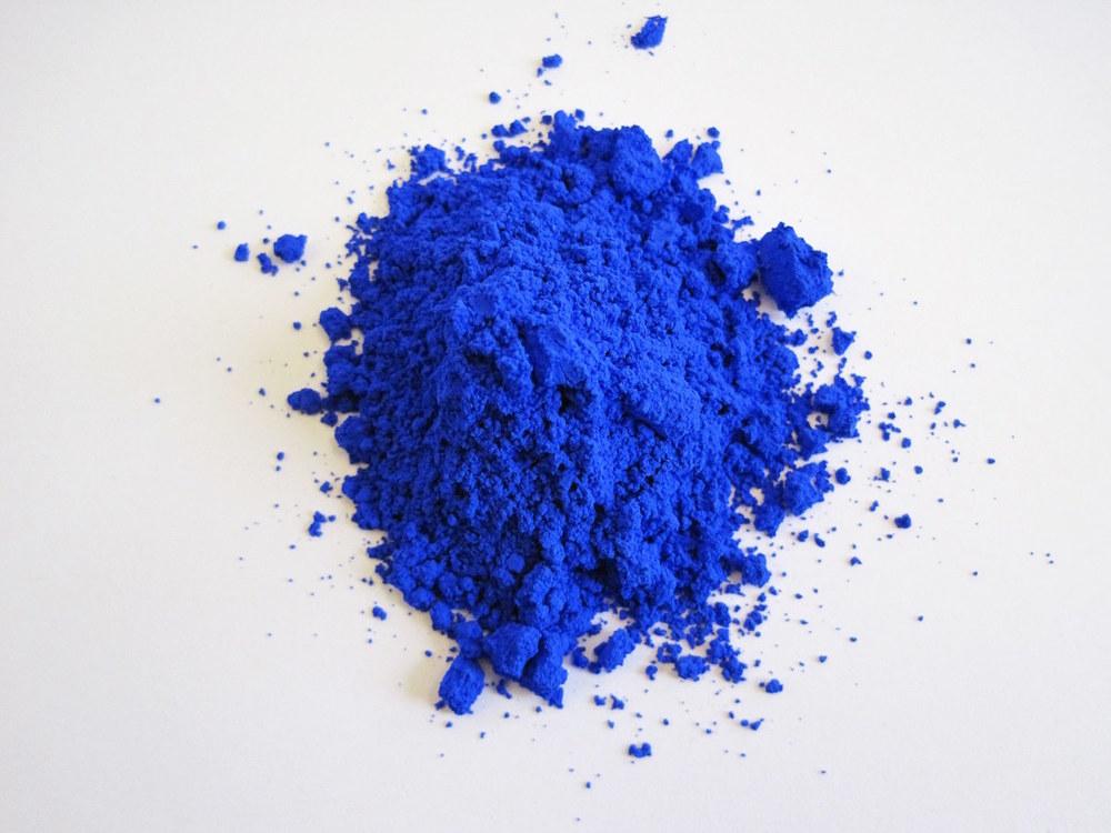 ляпис-лазурь синий пигмент лазурит