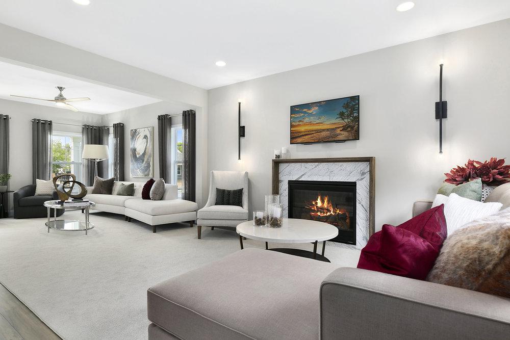 model homes lita dirks co interior design and merchandising firm