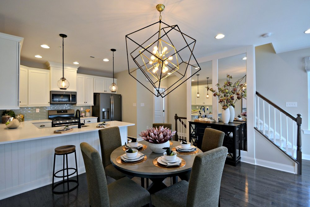 Compelling Model Home Merchandising Makes Our Clients Stand Out